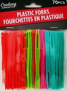 Cocktail Toothpicks & Mini-Forks, Select: forks, Frills or Parasols