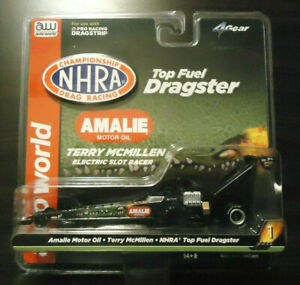 AUTO.W AFX [ TOP FUELER -AMALIE _GATOR ] U.S Dragster Slotcar_NHRA! #HTF! #1only