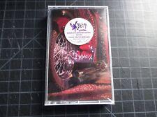 VINTAGE 1ST ISSUE VIXEN 1ST ALBUM CASSETTE W/HYPE STICKER SEALED 1988 HAIR METAL