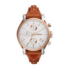 Relojes de pulsera Fossil cronógrafo de mujer