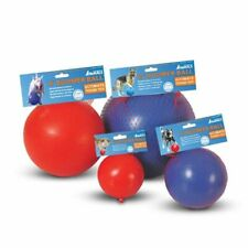 More details for boomer ball dog toy  indestructible solid coa dog toy ball (all sizes available)