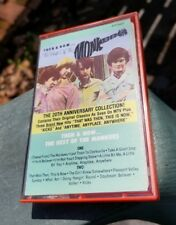 Then & Now Best Of The Monkees 20th Anniversary Collection cassette Believer Pop