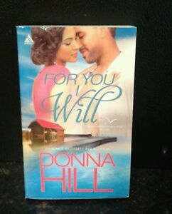 For You I Will by essance best selling author Donna Hill