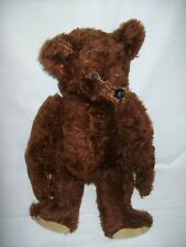 Antique Teddy Bear 18� Jointed