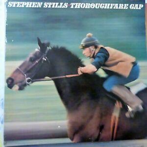 STEPHEN STILLS LP THOROUGHFARE GAP 1978 EUROPE VG++/VG++ OIS