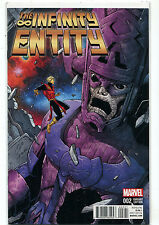 The Infinity Entity #2 NM VARIANT Edition    Marvel Comics CBX40