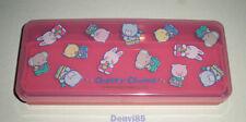 VINTAGE! 1985 Sanrio CHEERY CHUMS Trinket/Pencil Case!