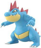 BANDAI Pokemon Scale World Johto Region Ordile (Feraligatr) 1/20 Figure JAPAN