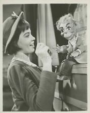 LESLIE CARON  LILI  1953 VINTAGE PHOTO ORIGINAL #2