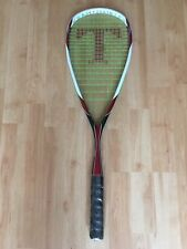 Squash Racket By Titan 150g RRP £80 ONLY £40 USED 1 or 2 times  ATAX RED/BLACK