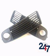 Neu Audi A6 C5 97-01 Vordere Stoßstange Nebelscheinwerfer Rand Rahmen Gitter