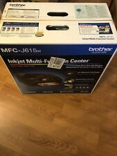 Brother MFC-J615W Inkjet Multi-Function Center All-in-One Printer - 2010 New