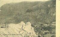 Bisbee Arizona Castle Rock 1908 Postcard 4624