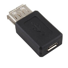 USB 2.0 Female A to Micro USB B New 5 Pin Female Adapter Connector