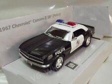 "1967 Chevrolet Camaro Z-28 Police Car Die Cast Metal Model 5"" Collectable New"