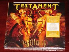 Testament: The Gathering CD 2018 Nuclear Blast Records USA NB 4227-0 Digipak NEW