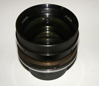 """VERY RARE OF233M OF-233 1:2.5 F=21 cm WORLD'S FASTEST LARGE FORMAT LENS FOR 5x7"""""""