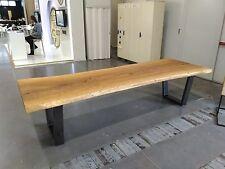 Eschetisch Küchentisch Tisch Jesion 260 x 100 cm 200 Jahre alter Stamm
