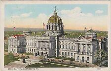 "State Capitol Building ""Palace of Art"", Harrisburg, Pennsylvania - Designed 1902"