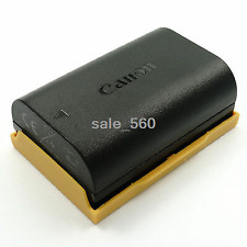 Genuine Original Canon LP-E6 LPE6 Battery for EOS 5D II 5D III EOS 7D 60D LC-E6E