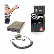 EX-Pro Sony on-the-spostare 7600mAh Sistema di Alimentazione Batteria Ricaricabile Sostituzione B..
