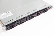 SUPERMICRO 16 CORE 2.1-3.0Ghz XEON E5-2620 v4 /64GB 1028U-TR4+ LGA2011 1U SERVER