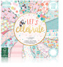 LET'S CELEBRATE - 6x6 Paper Pad - 48 Sheets - First Edition - Stunning