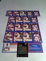 *****James (Jim) Mills*****  Lot of 36 cards.....5 DIFFERENT / Football / CFL