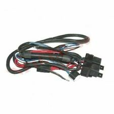 Hella Light Lamp Wiring Harness Double Fuse & Relay With Ceramic Socket 130W