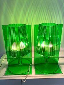 Take Table lamp - original Kartell (Green) X2