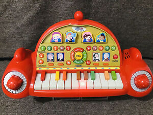 Little Einsteins Pat Pat Rocket Play And Learn Piano Vtech Disney Keyboard