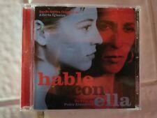Alberto Iglesias Hable Con Ella Soundtrack OST (CD, 2002, BMG) MADE IN ARGENTINA