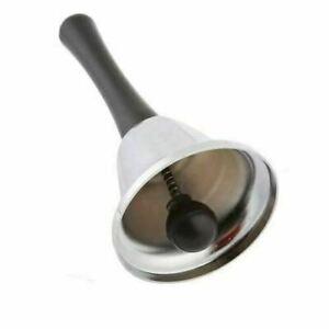 Practical School Reception Dinner Shop Hotel Restaurant Hand Bell Call Bell New