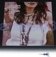 "CARMEN CONSOLI ""EVA CONTRO EVA"" RARO LP 2006"