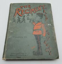 More details for the regiment an illustrated military journal for everybody volume iv 1899