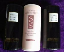 BN SEALED Avon Little Black Dress Shimmering Powder x2 and SSS Satin Talc x1