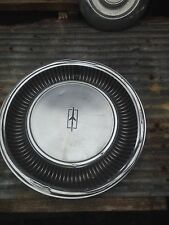 Vintage Pontiac Chrome Hub Cap Rat Rod Man Garage Wall art