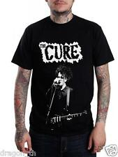 The Cure Robert Smith Rock Music Band T-Shirt Sz.S,M,L,XL