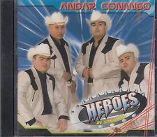 Heroes De Sinaloa Andar Conmigo New Nuevo Sealed