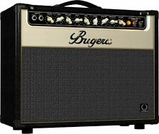 Bugera V22 Infinium 22W Vintage 2-Ch Tube 3Band EQ Reverb Guitar Combo Amplifier