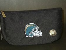 "NFL ""Cosmetic Bag"", ""San Diego Chargers"" NEW"