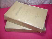 POÉSIES DE GILLES LI MUISIS d'après le manuscrit de Lord Ashburnham 2/2 vols EO