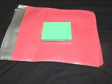 20 12x155 Pink Poly Mailers Envelopes Shipping Plastic Mailing Bags 12x15
