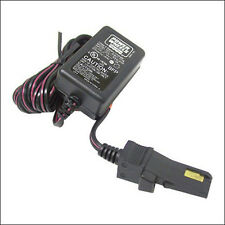 ** NEW ** Power Wheels 12 Volt Battery Charger For Gray or Orange Battery 12V