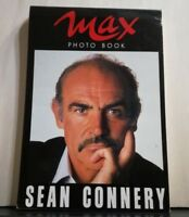 SEAN CONNERY  - PHOTO BOOK - MAX 30 CARTOLINE cm 16 x cm 12 - 1990