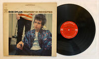 Bob Dylan - Highway 61 Revisited - 1965 US Stereo 1st Press with Alt Take 1B/1E