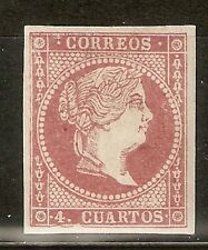 ESPAÑA 1855 EDIFIL 48D NUEVO