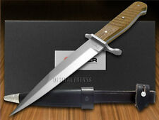 BOKER TREE BRAND Wood Trench Fixed Blade Knives
