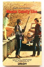 MACON COUNTY LINE ~ BRAND NEW Sealed BETA TAPE ~ Embassy ~ Cult 70's Action