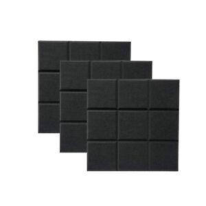 3 PCS Felt Pin Bulletin Memo Boards with Adhesive Tapes Photo Display Wall Decor